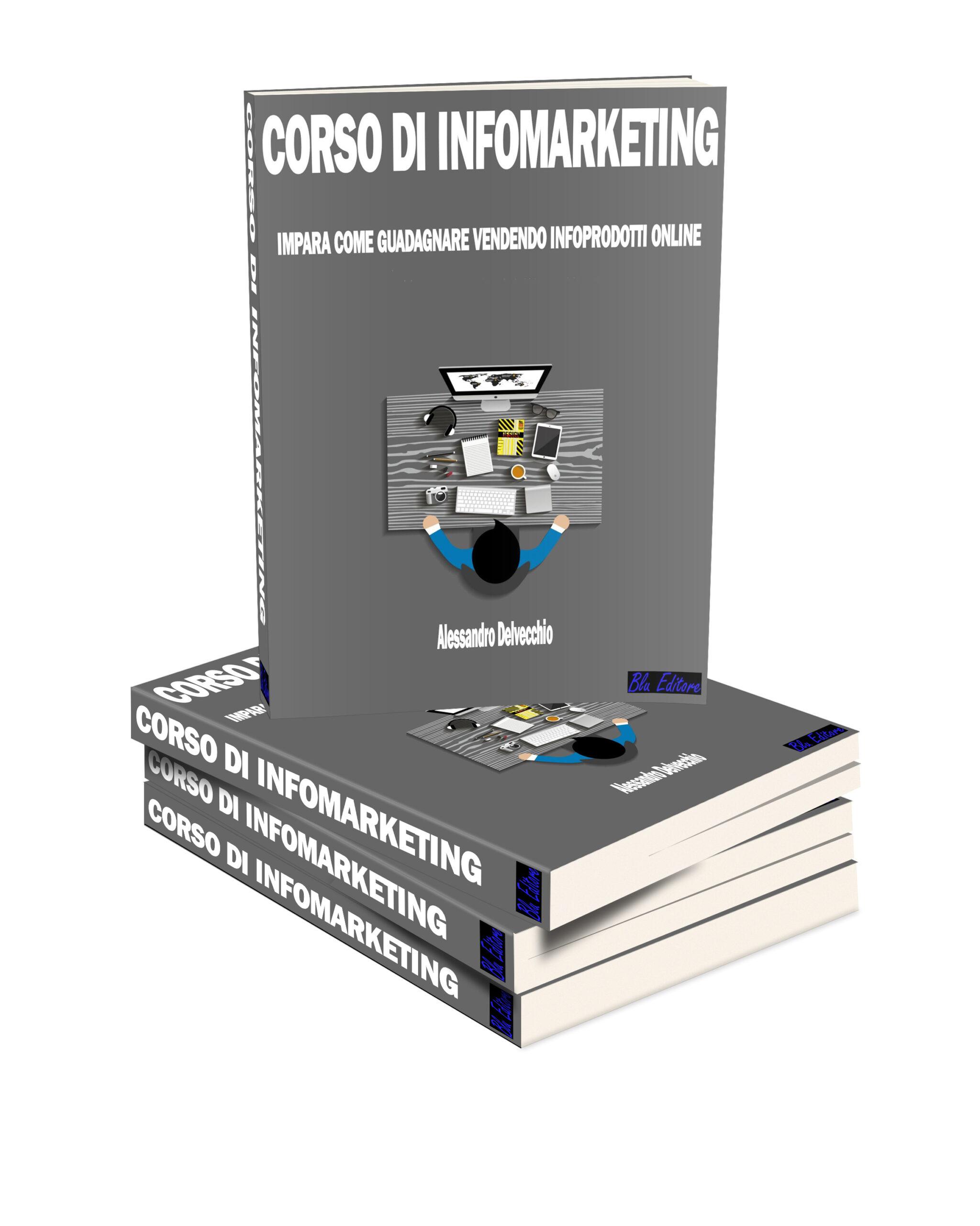Corso di Infomarketing più Strumenti di vendita