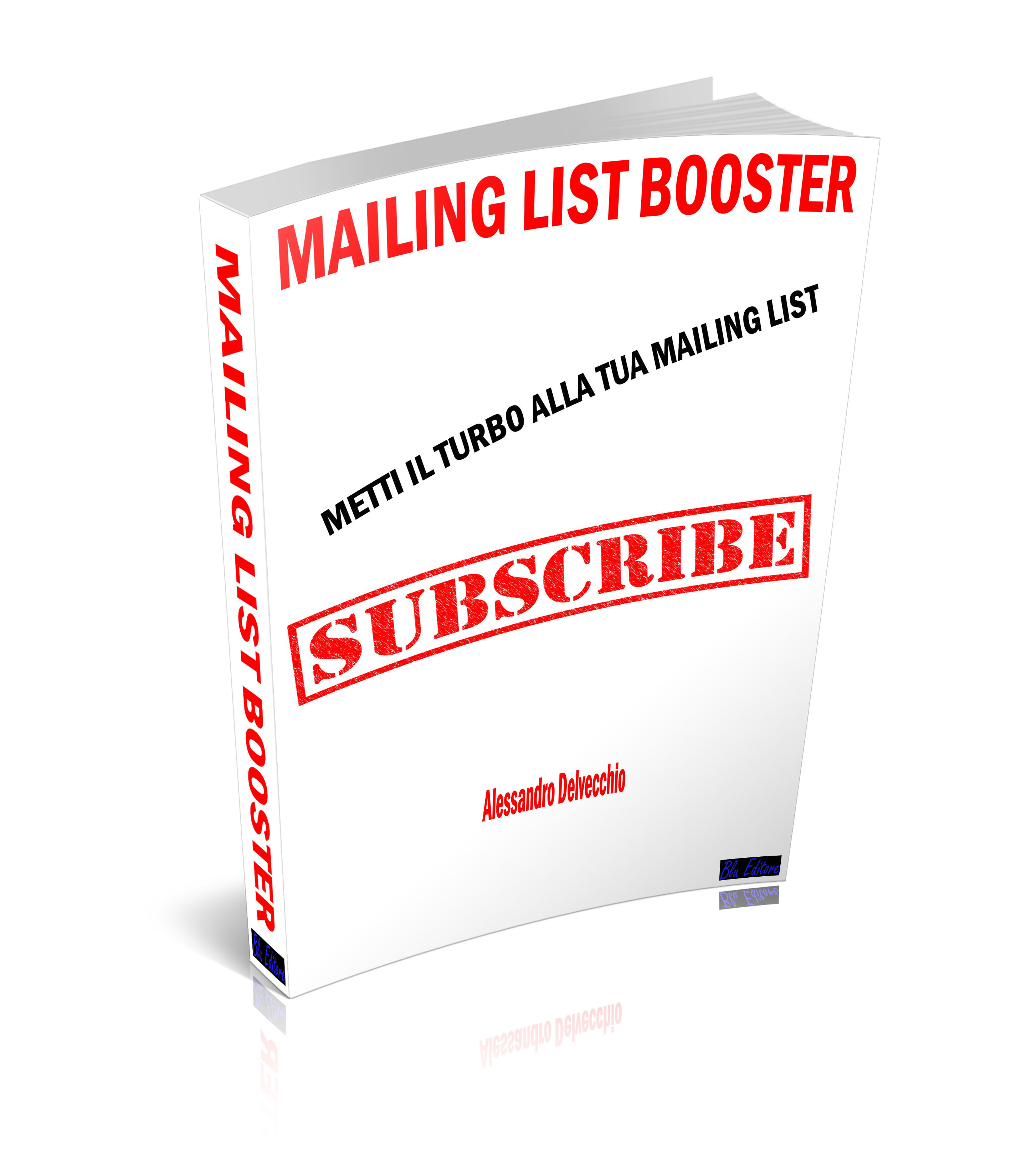 Mailing List Booster