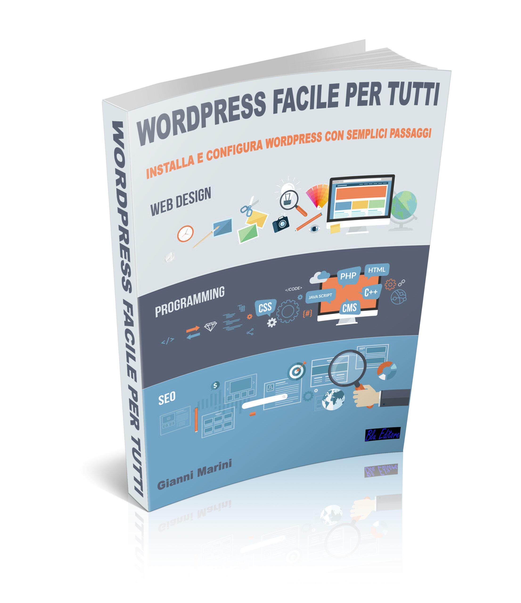 WordPress facile per tutti