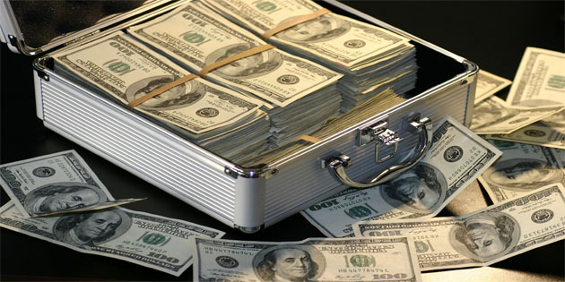 I ricchi non sono quelli che contano i soldi