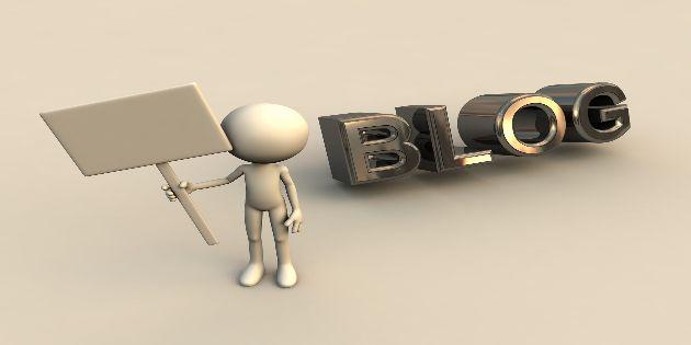 Blog Blog per farsi conoscere nel Web
