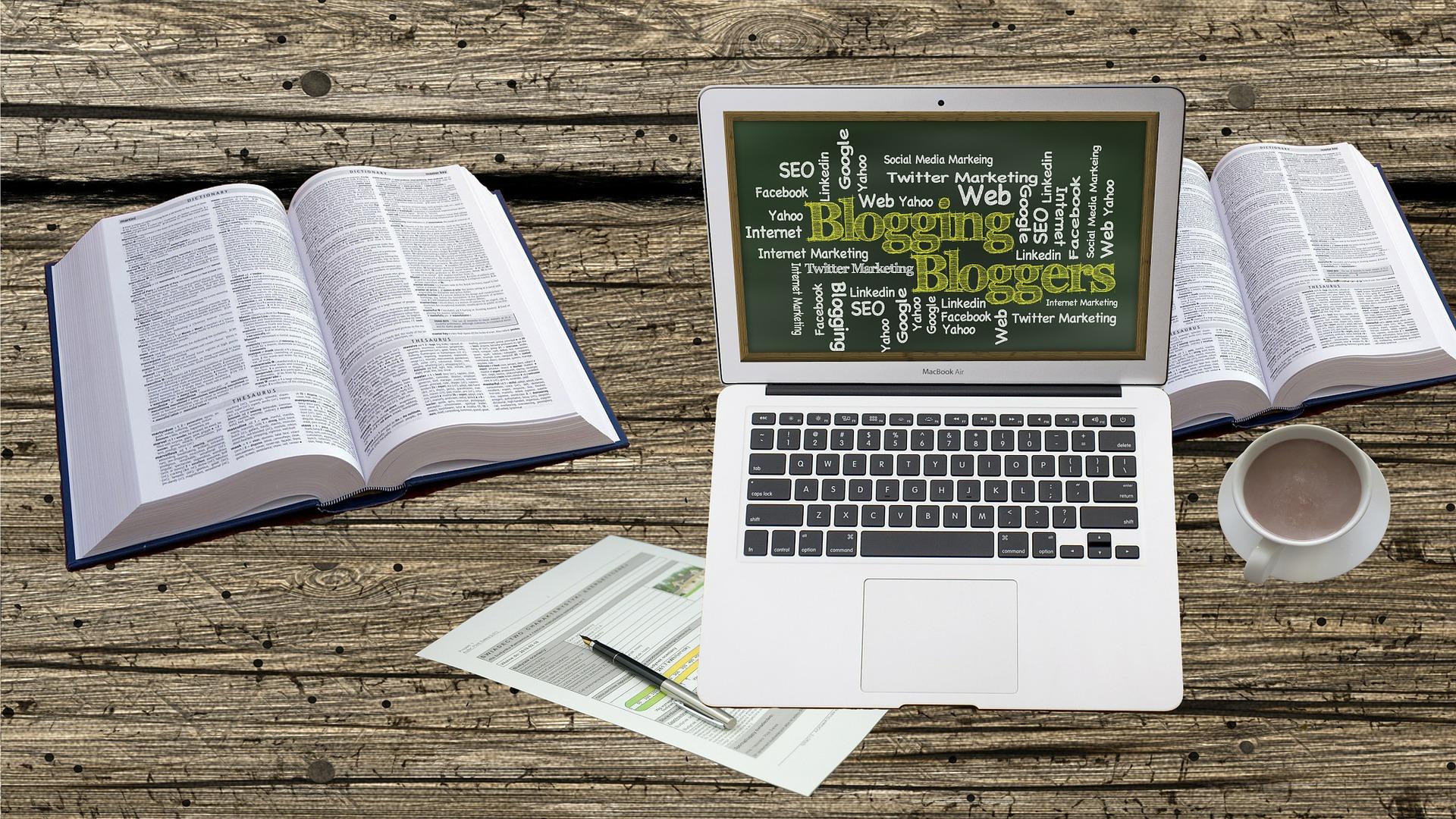 Conoscenze per creare e gestire un Blog